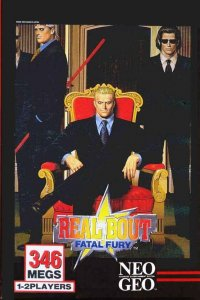Real Bout Fatal Fury per Neo Geo