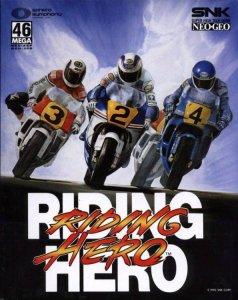 Riding Hero per Neo Geo