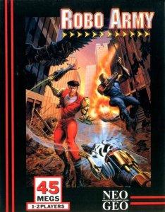 Robo Army per Neo Geo