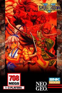 Samurai Shodown V per Neo Geo
