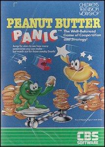 Peanut Butter Panic per Commodore 64