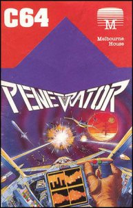 Penetrator per Commodore 64