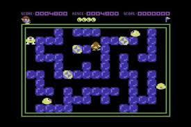 Pengo per Commodore 64