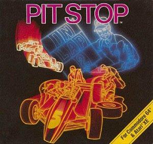 Pitstop per Commodore 64