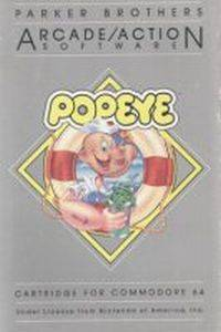 Popeye per Commodore 64