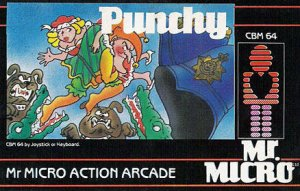 Punchy per Commodore 64