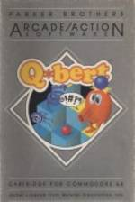 Q*bert per Commodore 64