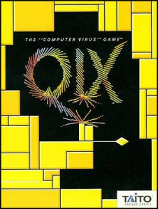 Qix per Commodore 64