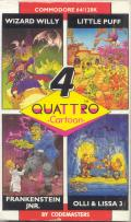 Quattro Cartoon per Commodore 64