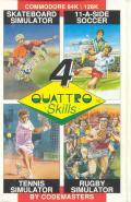 Quattro Skills per Commodore 64
