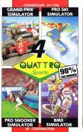 Quattro Sports per Commodore 64