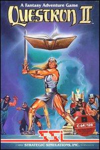 Questron II per Commodore 64
