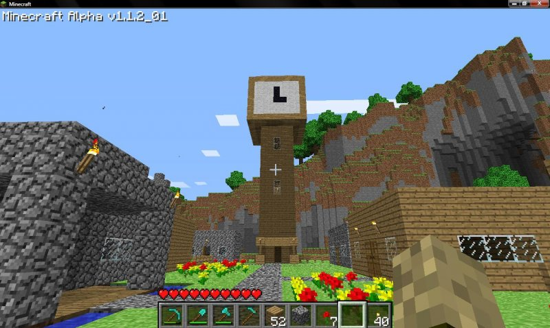 La versione Xbox 360 di Minecraft slitta al 2012