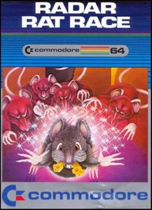 Radar Rat Racer per Commodore 64