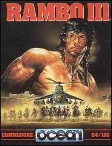 Rambo III per Commodore 64