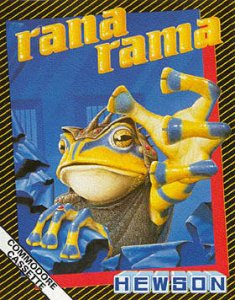 Rana Rama per Commodore 64