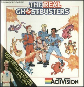 Real Ghostbusters, The per Commodore 64