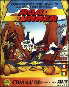 Road Runner per Commodore 64