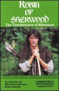 Robin of Sherwood: The Touchstones of Rhiannon per Commodore 64