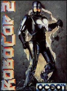 RoboCop 2 per Commodore 64