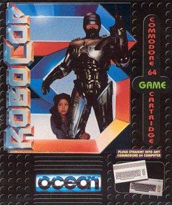 RoboCop 3 per Commodore 64