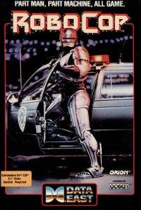 Robocop per Commodore 64