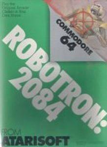 Robotron 2084 per Commodore 64