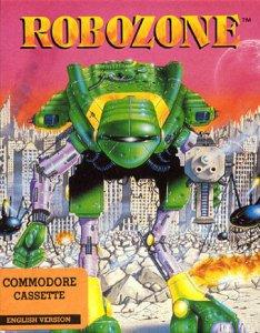 Robozone per Commodore 64