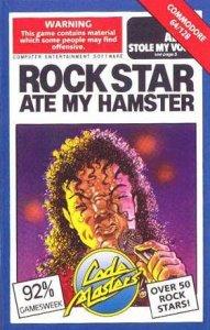 Rock Star Ate My Hamster per Commodore 64