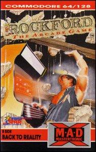 Rockford: The Arcade Game per Commodore 64