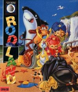Rodland per Commodore 64