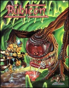 Rubicon per Commodore 64