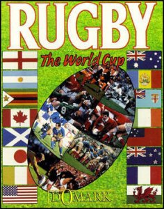 Rugby: The World Cup per Commodore 64