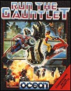 Run the Gauntlet per Commodore 64