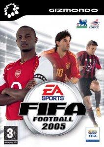 Fifa 2005 per Gizmondo