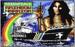 Rainbow Warrior per Commodore 64