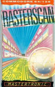 Rasterscan per Commodore 64