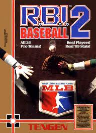 R.B.I. Baseball 2 per Commodore 64
