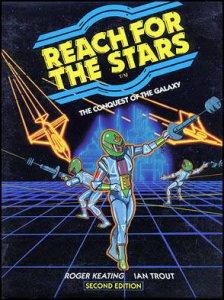 Reach for the Stars per Commodore 64