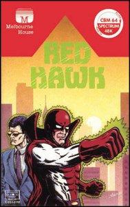 Red Hawk per Commodore 64