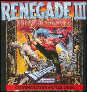 Renegade III: The Final Chapter per Commodore 64