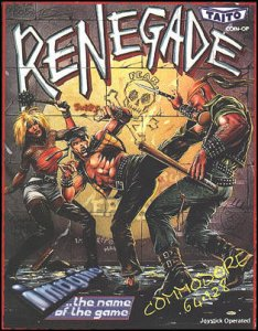 Renegade per Commodore 64