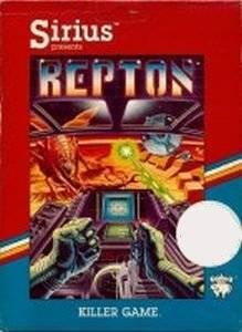 Repton per Commodore 64
