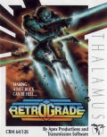 Retrograde per Commodore 64