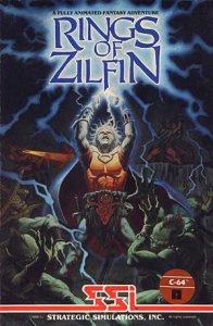 Rings of Zilfin per Commodore 64