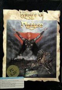 Rings of Medusa per Commodore 64
