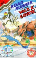 Road Runner and Wile E. Coyote per Commodore 64