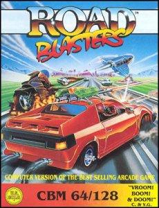 RoadBlasters per Commodore 64