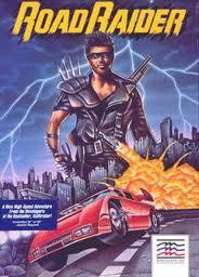 Road Raider per Commodore 64