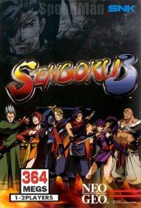 Sengoku 3 per Neo Geo